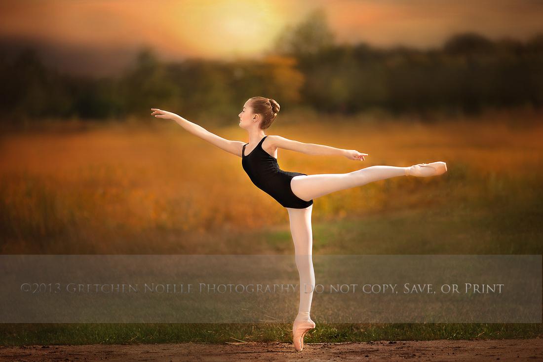 Fine Art Dance Photography