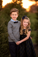 William and Rosabella Christmas 2017